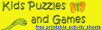 Free printable colouring and activity sheets at kidspuzzlesandgames.co.uk